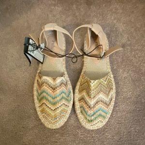 Rubi Shoes - Espadrilles - Size AU 7/EU 38